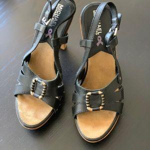 MICHAEL KORS RARE Limited Edition heels size 7.5